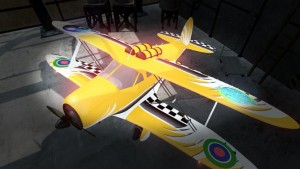 Altitude0 New Plane, items in Steam inventory